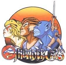 Thundercat Jaga on Los Thundercats