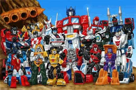series super robots de los 80 y 90